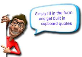 Built in Cupboard Quotes