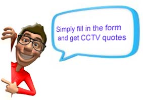 CCTV Surveillance Quotes