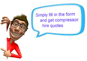 Compressor Hire Quotes