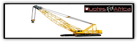 Crane Hire South Africa