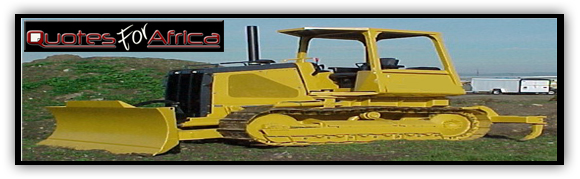 Dozer Hire South Africa