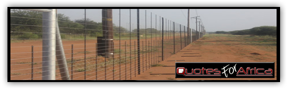Game Fencing South Africa
