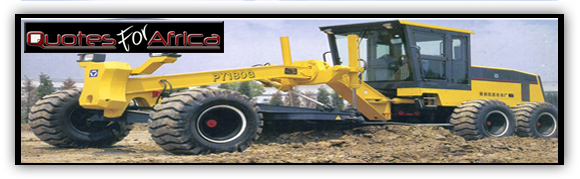 Grader Hire South Africa