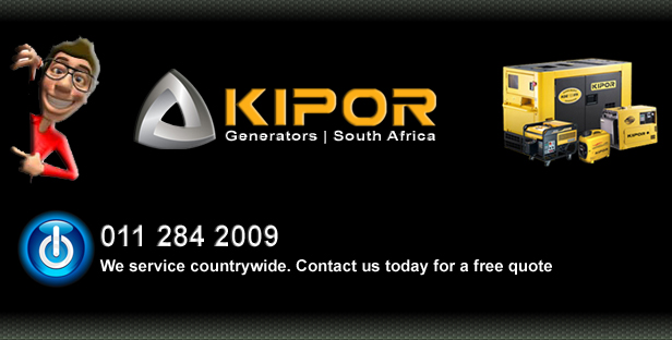 Generator Quotes South Africa