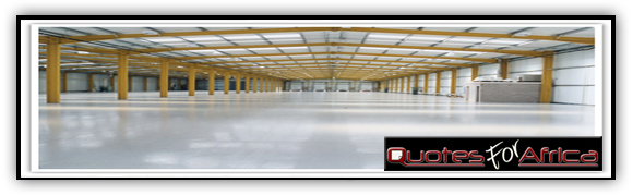 Resin Flooring South Africa