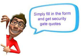 Security Gate Quotes