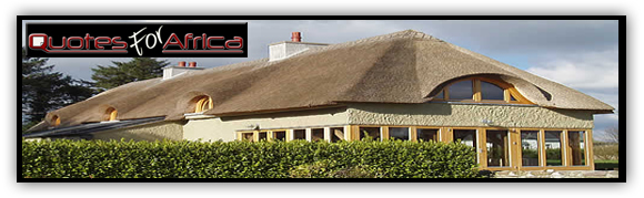 Thatched Roofing South Africa