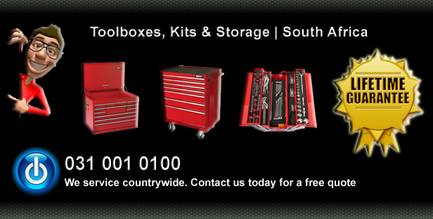 Toolbox Kits and Storage South Africa