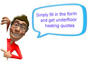 Underfloor Heating Quotes