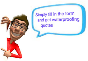 Waterproofing Quotes