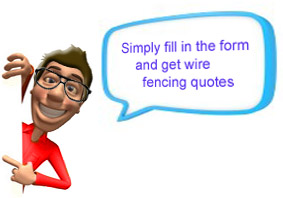 Wire Fencing Quotes